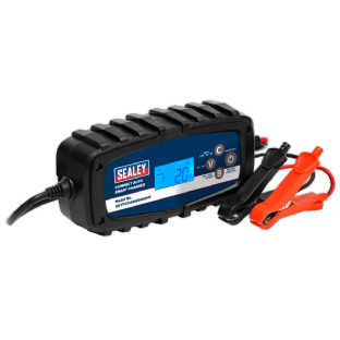 Sealey AUTOCHARGE400HF 0.8-120Ah Compact Auto Smart Chargers